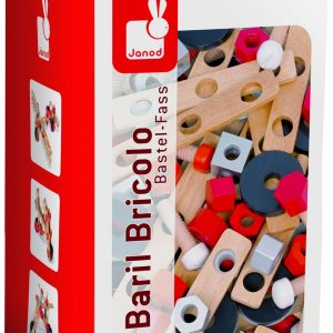 Janod barile bricolage 06497 giochi in legno