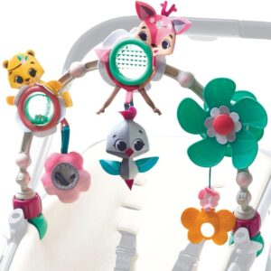 Tiny Love Tiny Princess Tales Sunny Stroll Arco Giochi per Passeggino, Culla e Ovetto